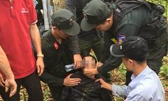 Cảnh sát vây bắt nghi phạm sát hại ông lão xe ôm