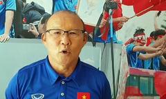 HLV Park Hang-seo không dám nhận là 'Người hùng của Việt Nam'