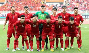 Việt Nam có nhiều cầu thủ ở đội hình tiêu biểu Asiad hơn Hàn, Nhật