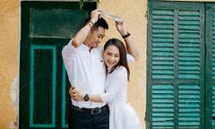 Vợ chồng Bảo Thanh về trường cũ ôn kỷ niệm thuở mới hẹn hò