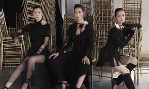 Lâm Gia Khang thiết kế trang phục lấy ý tưởng từ vũ công ballet