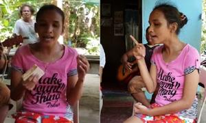 Cô gái mù ở Philippines được hâm mộ vì giọng hát 'thiên thần'