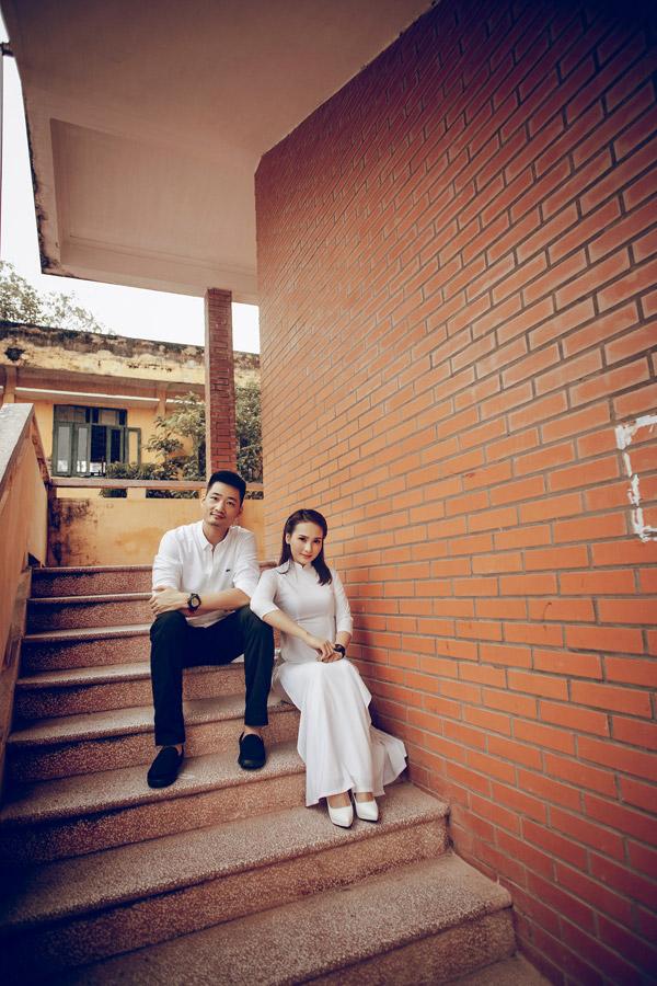 Vì tính chất của công việc, Bảo Thanh sống chủ yếu ở Hà Nội, còn ông xãcông tác trong ngành công an ở Bắc Giang. Anhvẫn đi đi về về giữa hai nơi. Vợ chồng cô đã mua căn chung cư ở thủ đô để chung sống.