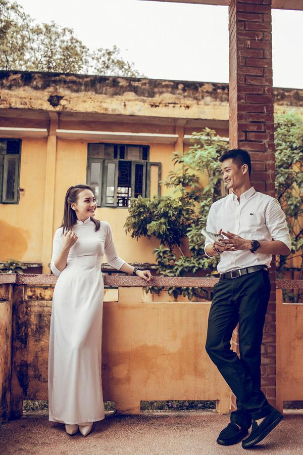 Bộ ảnh được thực hiện với sự hỗ trợ của stylist Tân Đà Lạt.