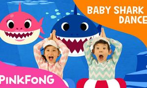 Startup Hàn Quốc thu hàng triệu USD nhờ hiện tượng 'Baby Shark'