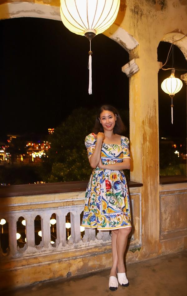 Sắp tới, Hà Kiều Anhtiếp tục chấm thi cuộc thi Hoa hậu Việt Nam 2018 đangbước vào chặng đường cuối.