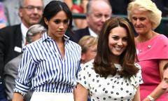 Kate vượt Meghan về sức ảnh hưởng thời trang