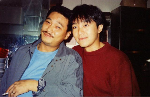 Ngô Mạnh Đạt và bạn vàng Châu Tinh Trì từng một thời gắn bó.