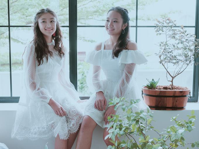 Váy bèo nhún cho bé gái lứa tuổi thần tiên