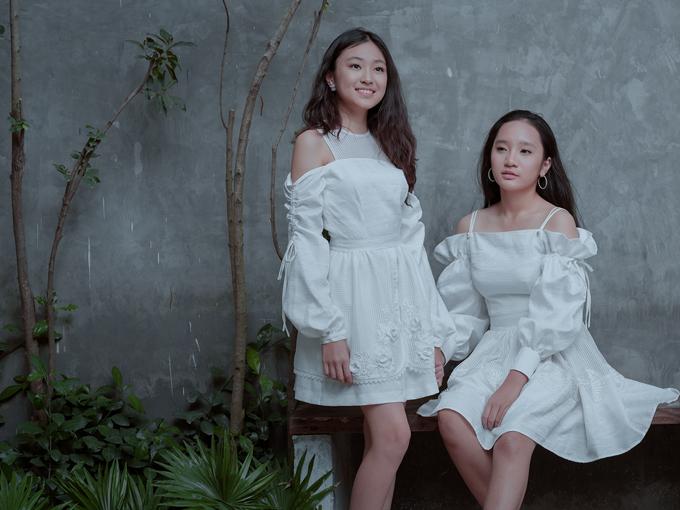 Váy bèo nhún cho bé gái lứa tuổi thần tiên - 8