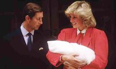 Câu nói 'giết chết hôn nhân' của Charles ngay sau khi Diana sinh Harry