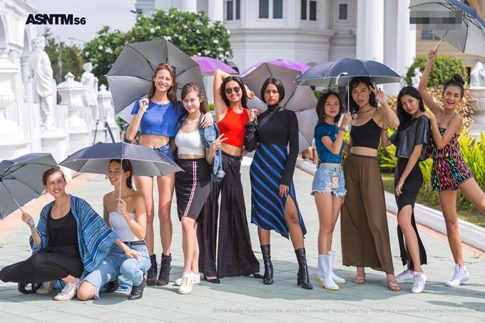 Rima Thanh Vy ngất xíu sau khi thắng thử thách Asias Next Top