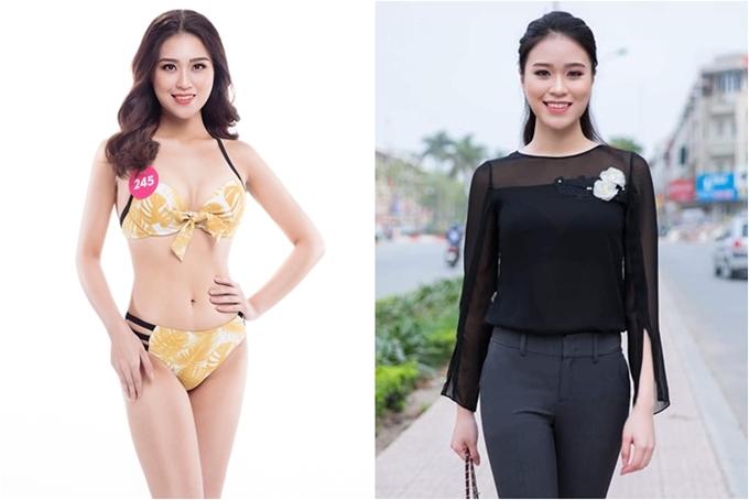 Các thí sinh Hoa hậu Việt Nam 2018 đang tập trung tại TP HCM chuẩn bị cho chặng đường cuối cùng. Trong các thí sinh khu vực miền Bắc, Vũ Thanh Thanh sở hữu vẻ đẹp đậm chất Á Đông.