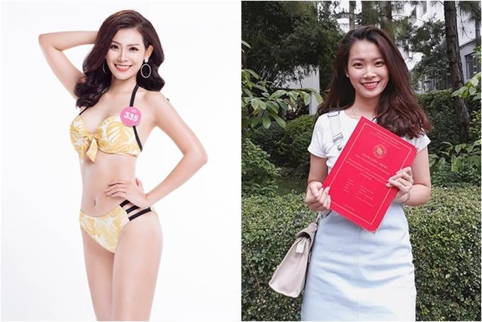 Phạm Thị Minh       Châu xinh xắn ngoài đời thường.