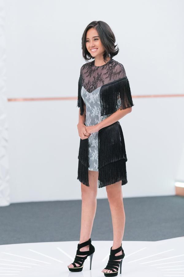 Rima Thanh Vy ngất xíu sau khi thắng thử thách Asias Next Top - 4