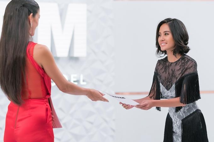 Rima Thanh Vy ngất xíu sau khi thắng thử thách Asias Next Top - 5
