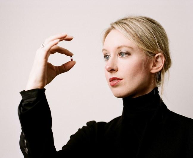 Steve Jobs phiên bản nữ từng được coi là thiên tài và nữ tỷ phú tự thân trẻ nhất thế giới. Ảnh:Newyorker.