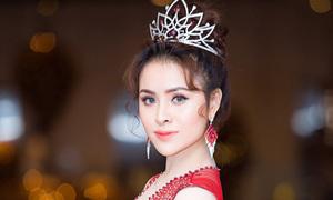 Thư Dung bị tước danh hiệu Á quân Người mẫu Thời trang VN 2018