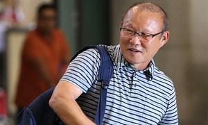 HLV Park Hang-seo: 'Tôi không quá lo lắng khi được kỳ vọng cao ở AFF Cup'