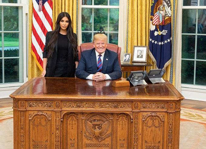 Kim gặp tổng thống Mỹ hồi tháng 6.