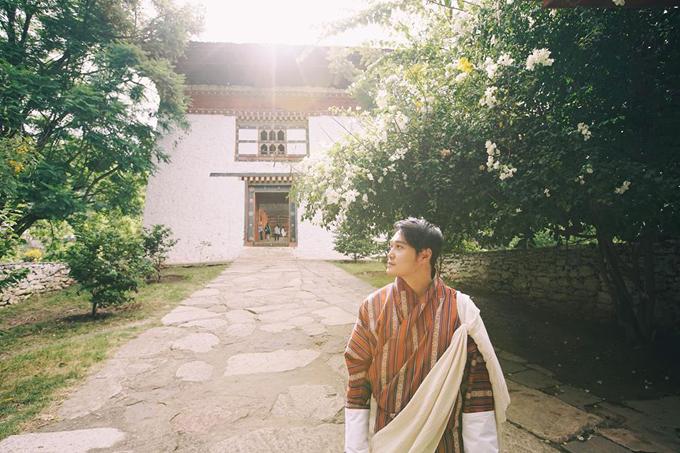 Quang Vinh chia sẻ về tập tục thờ của quý của người dân Bhutan - 9