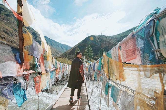 Iron Bridge - Bhutan