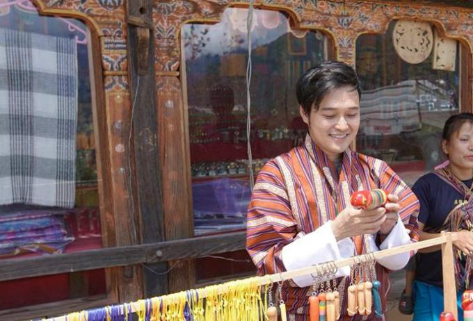 Chimi Lhakhang.