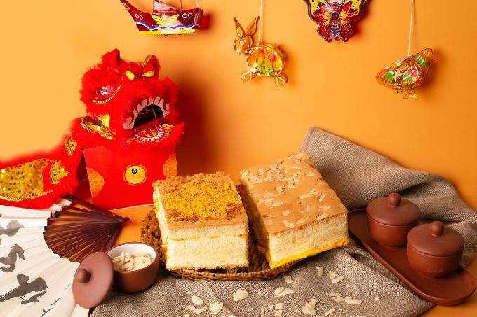 Làm mới mâm cỗ trung thu với bánh bông lan Đài Loan Le Castella - 1