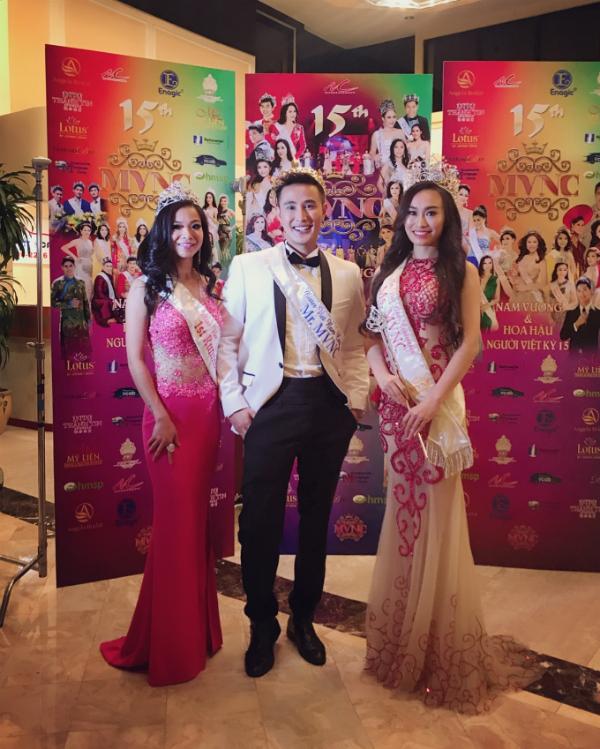 Hùng Justyle đăng quang Nam vương người Việt thế giới năm 2018 tại Mỹ - 5