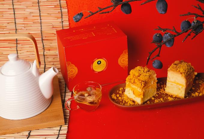 Làm mới mâm cỗ trung thu với bánh bông lan Đài Loan Le Castella - 2