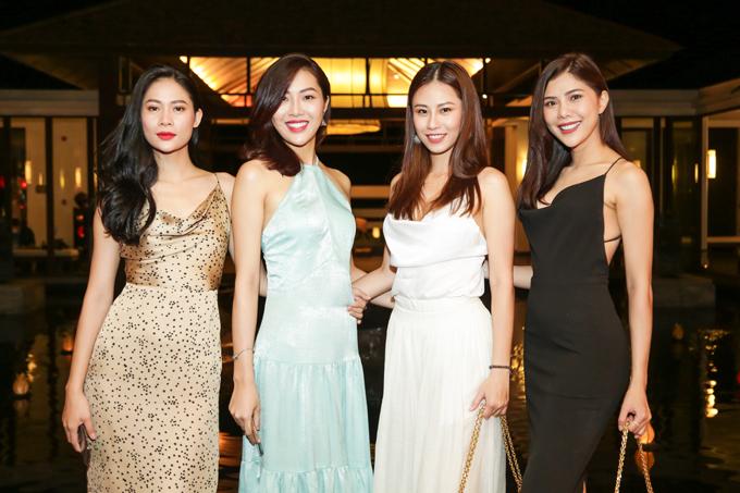 Trương Ngọc Ánh, Bình Minh ủng hộ tiệc từ thiện của Chi Bảo - 11