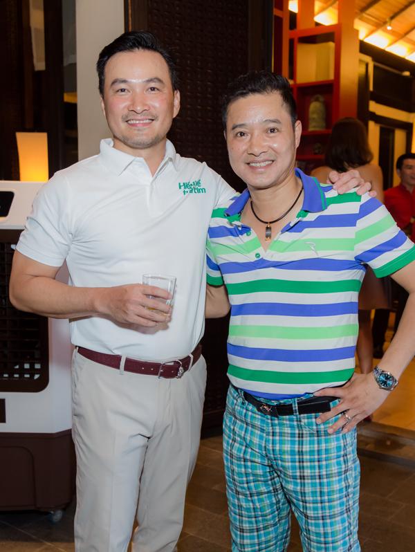Trương Ngọc Ánh, Bình Minh ủng hộ tiệc từ thiện của Chi Bảo - 5