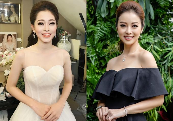 Bản sao Hoa hậu Jennifer Phạm nhảy sôi động với hit của Chi Pu - 2