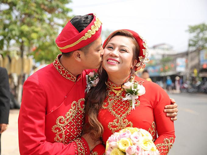 Hoàng Anh và bà xã Quỳnh Như kết hôn từ đầu năm 2017.