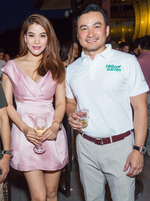 Trương Ngọc Ánh, Bình Minh ủng hộ tiệc từ thiện của Chi Bảo - 4