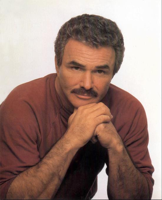 Nam diễn viên Burt Reynolds.