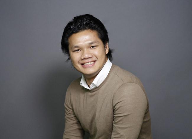 Terence Kwok sáng lập Tink Labs vào năm 21 tuổi khi còn là sinh viên đại học Chicago. Ảnh: HK Asian Tatler.