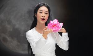 Bà xã NSƯT Việt Hoàn cover nhạc phim 'Diên Hy Công Lược'
