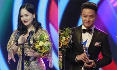 Lan Phương, Hồng Đăng đoạt giải 'Diễn viên ấn tượng'
