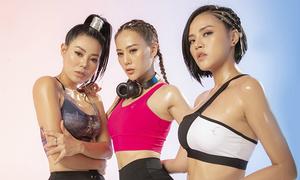 3 nữ diễn viên 'Quỳnh búp bê' khoe vẻ cá tính