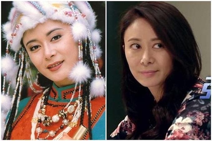 Trương Hằng thời đóng Hoàn Châu cách cách và trong phim Mật mã siêu thiếu niên cách đây 2 năm.