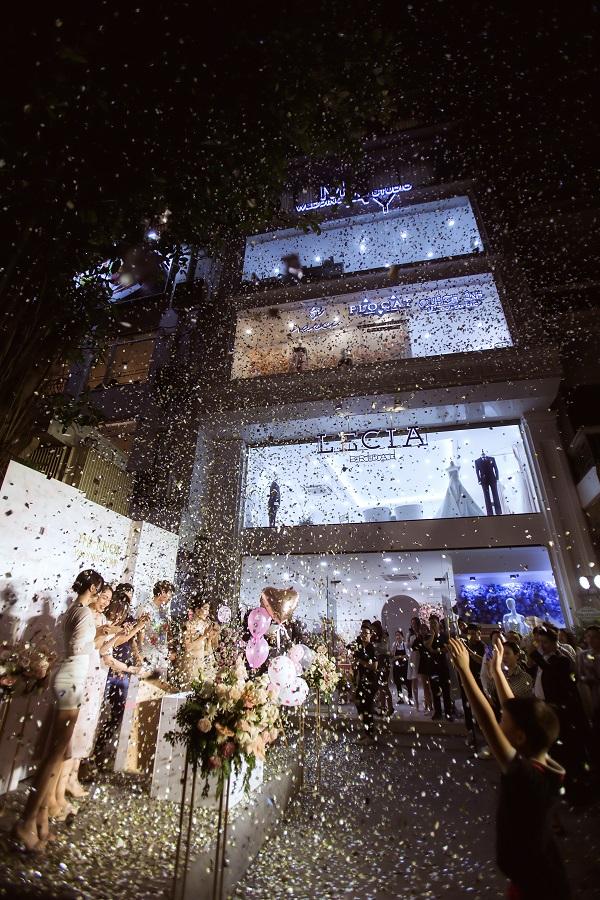 Khai trương tổ hợp cưới đầu tiên tại Việt Nam - 9