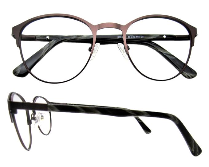 Mẫu kính mang thương hiệu Suprimo và Transmit mang phong cách thời trang nhưng vẫn đảm bảo tiện lợi cho người sử dụng.