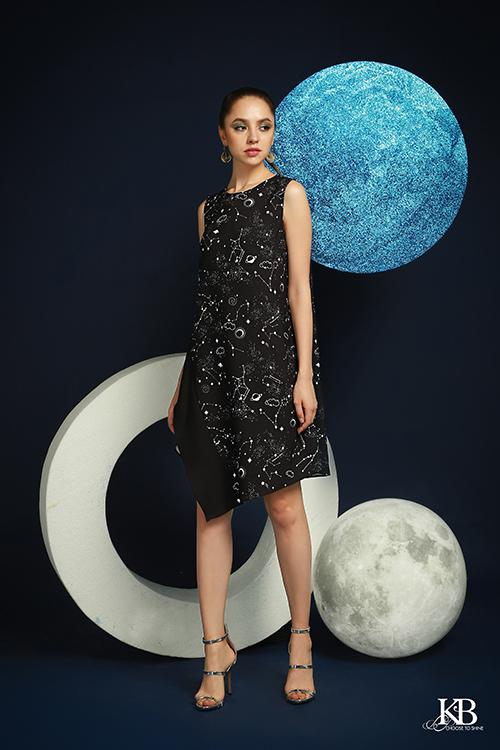 Thông điệp KB Fashion muốn gửi gắm qua bộ sưu tập không chỉ là câu chuyện thời trang mà còn làtuyên ngôn của những phụ nữ hiện đại.
