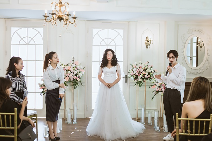 Khai trương tổ hợp cưới đầu tiên tại Việt Nam - 5
