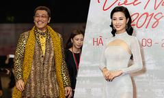Dàn nghệ sĩ Việt - Nhật khoe sắc trên thảm đỏ