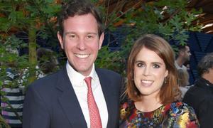 Đám cưới của công chúa Anh nói 'không' với nhựa