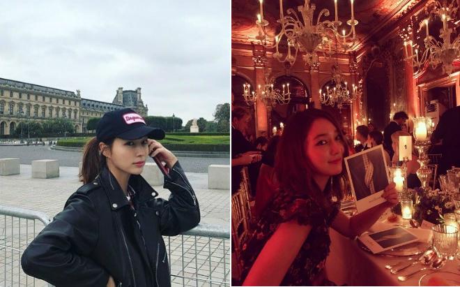Vợ chồng Lee Byung Hun, Lee Min Jung sang châu Âu kỷ niệm ngày cưới