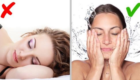 10 sai lầm phổ biến khiến bạn dưỡng mãi mà da vẫn không đẹp