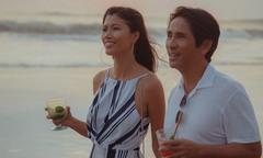 Trang Lạ và chồng đại gia hâm nóng tình yêu ở Bali